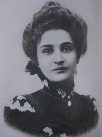 Мирра Лохвицкая1