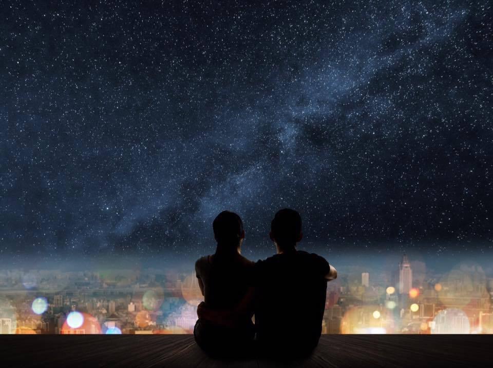 У каждого есть свои звезды, свое небо...